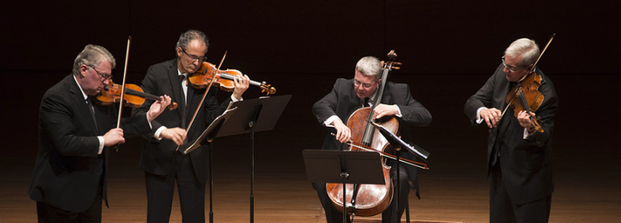 2020 Performances - Emerson String Quartet