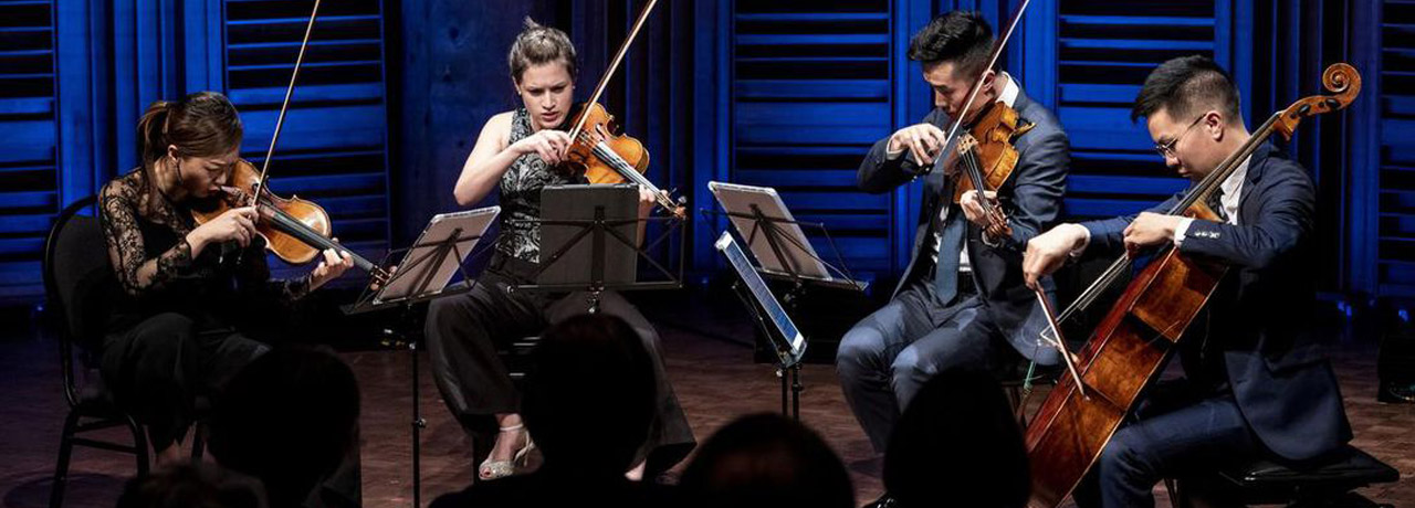 2020 Performances - Rolston String Quartet