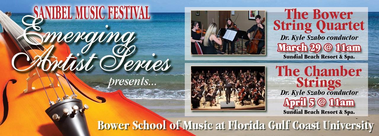 Sanibel Music Festival - Calendar Header