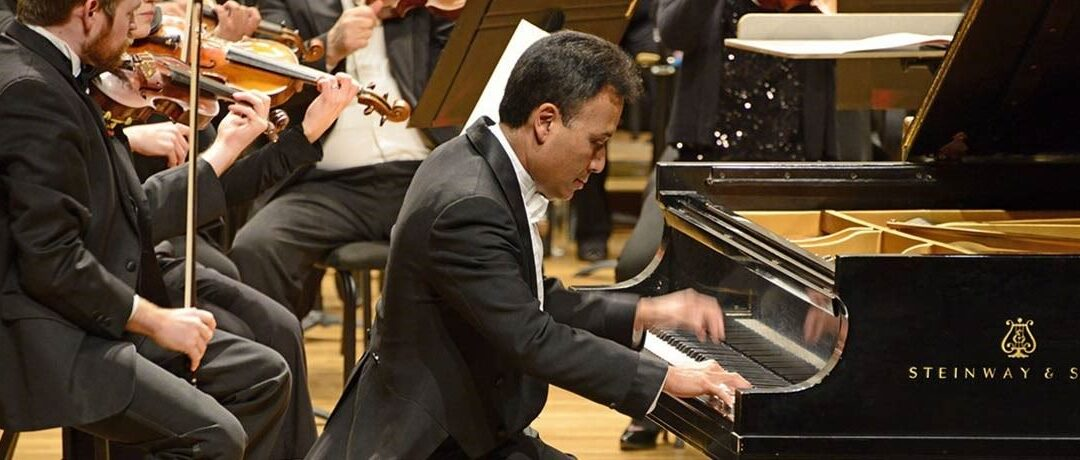 Jon Nakamatsu Van Cliburn International Piano Competition Gold Medalist